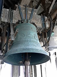 Bell of the Campanile Saint Mark
